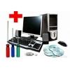 Замена чипов и видеоматриц при ремонте ноубуков,  нетбуков