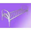 Кровати металлические двухъярусные для казарм,  кровати трёхъярусные для строителей,  кровати металлические для студентов