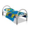 Металлические одноярусные кровати для больниц,  кровати для гостиниц,  дешево,  оптом.